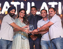 Franchise India Award 2017