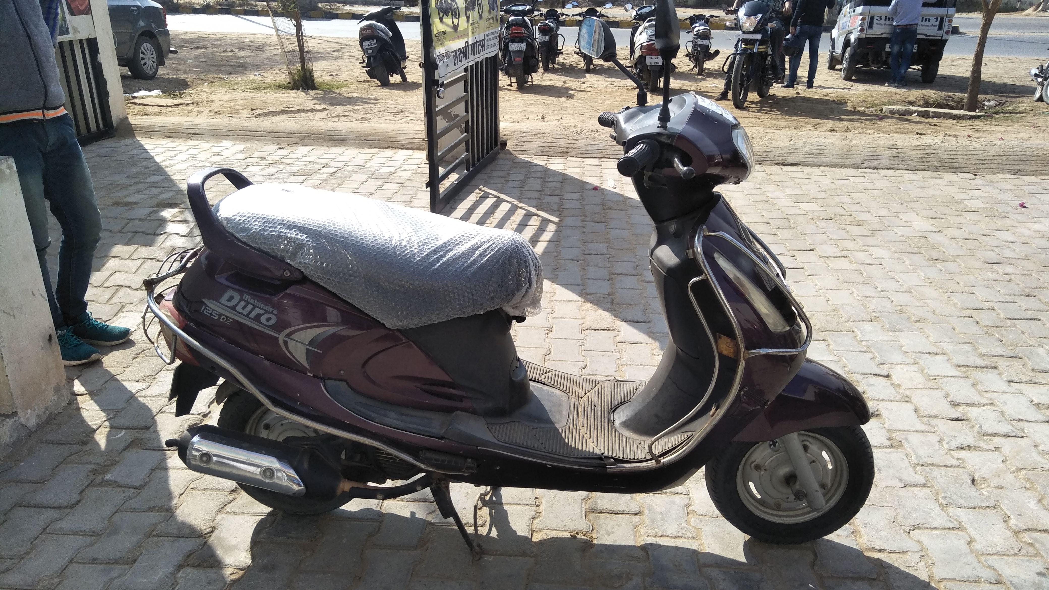 2012 Used Mahindra Duro(2011-2017) DZ