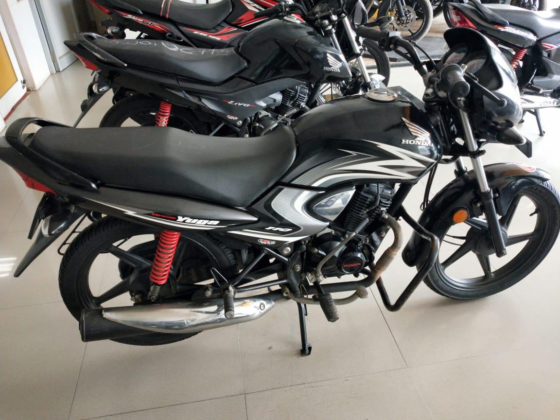2018 Used Honda Dream Yuga ELECTRIC START/ALLOY