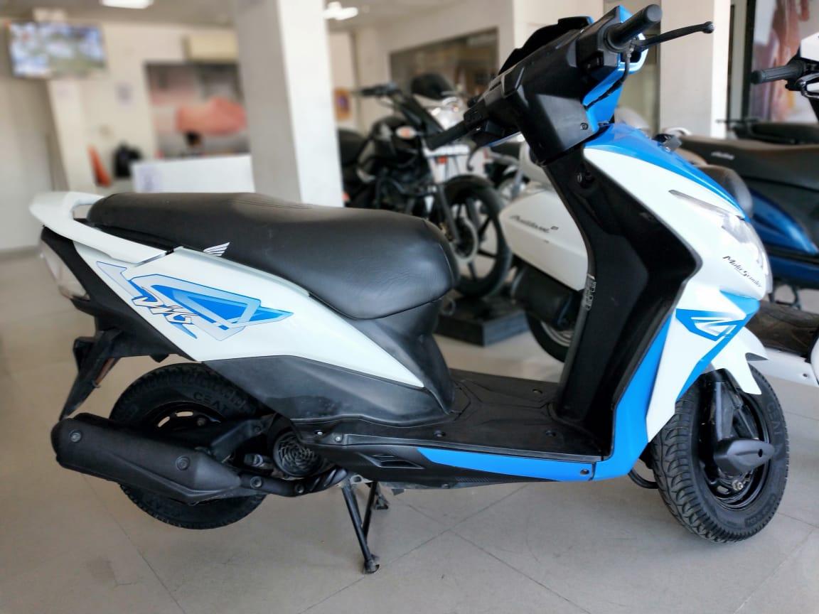 2018 Used Honda Dio BS IV
