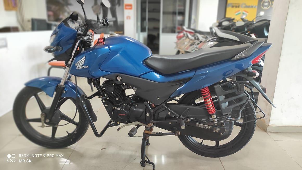 2018 Used Honda Livo DRUM