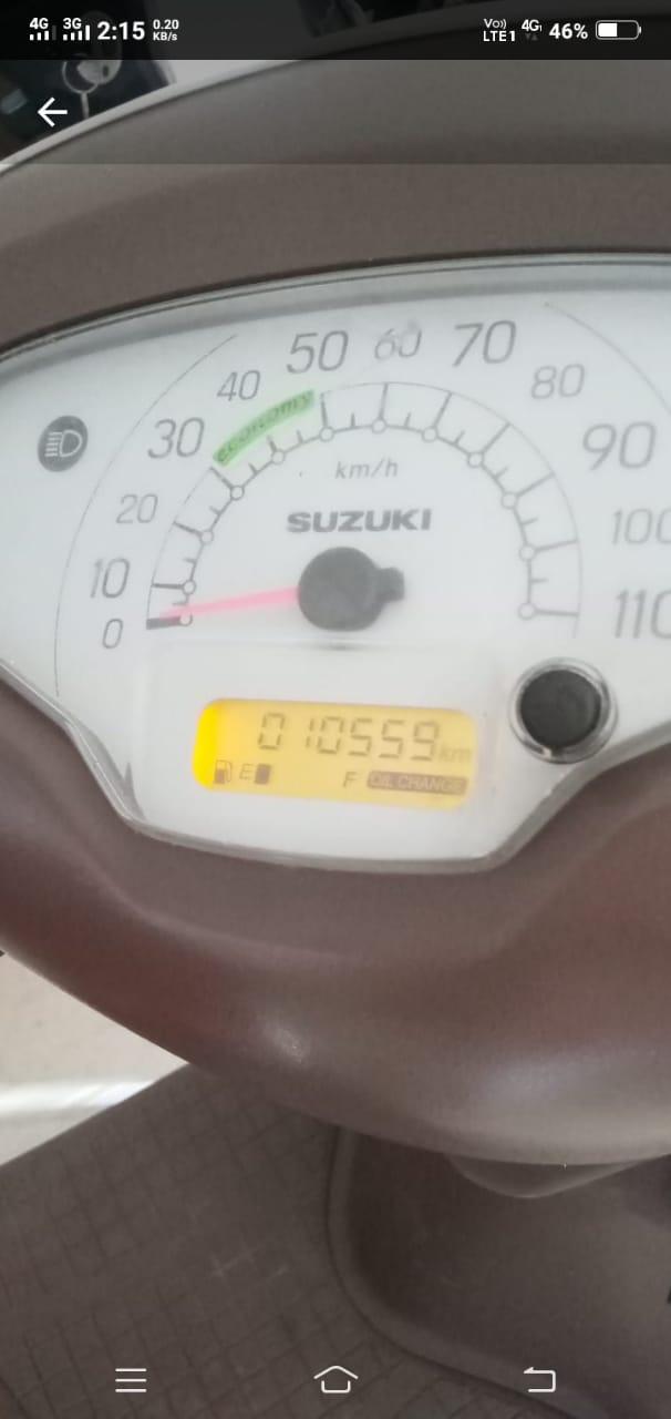 2019 Used Suzuki Access 125 DISC