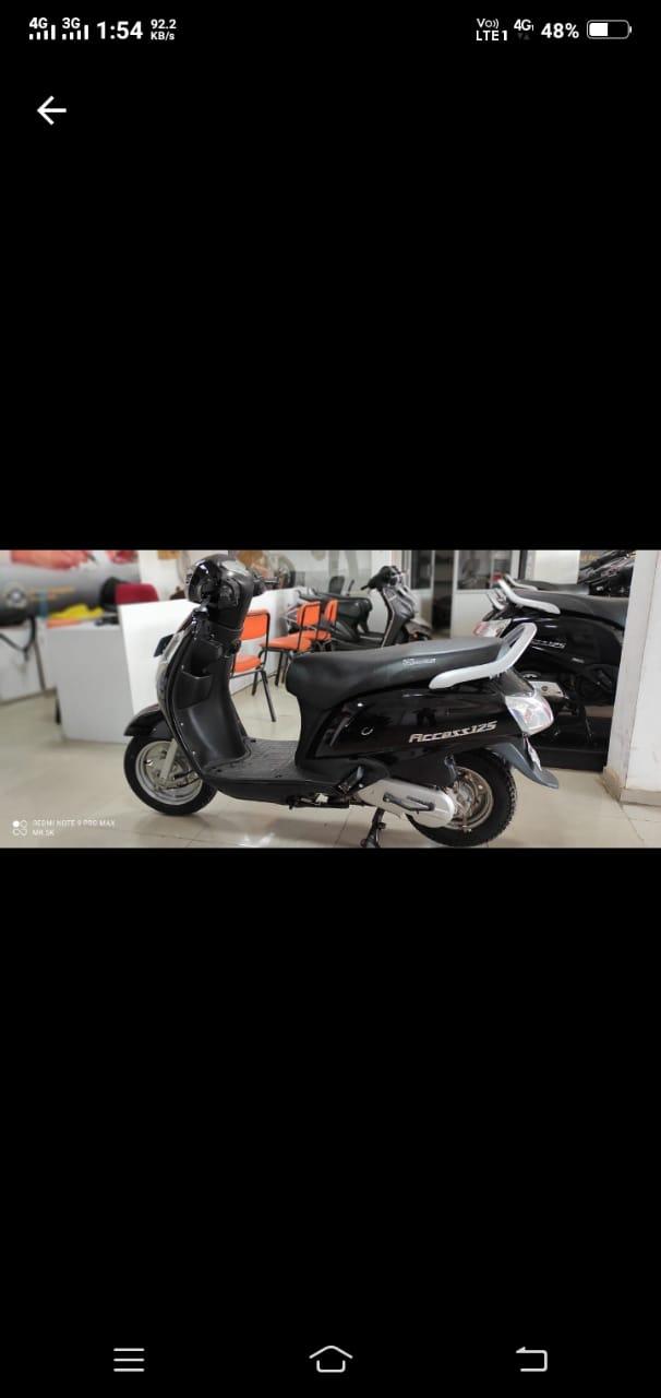 2019 Used Suzuki Access 125 DRUM