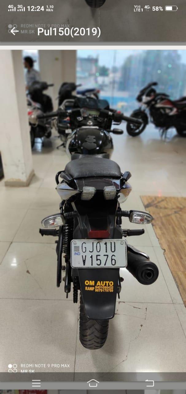 2019 Used Bajaj Pulsar 150 STANDARD