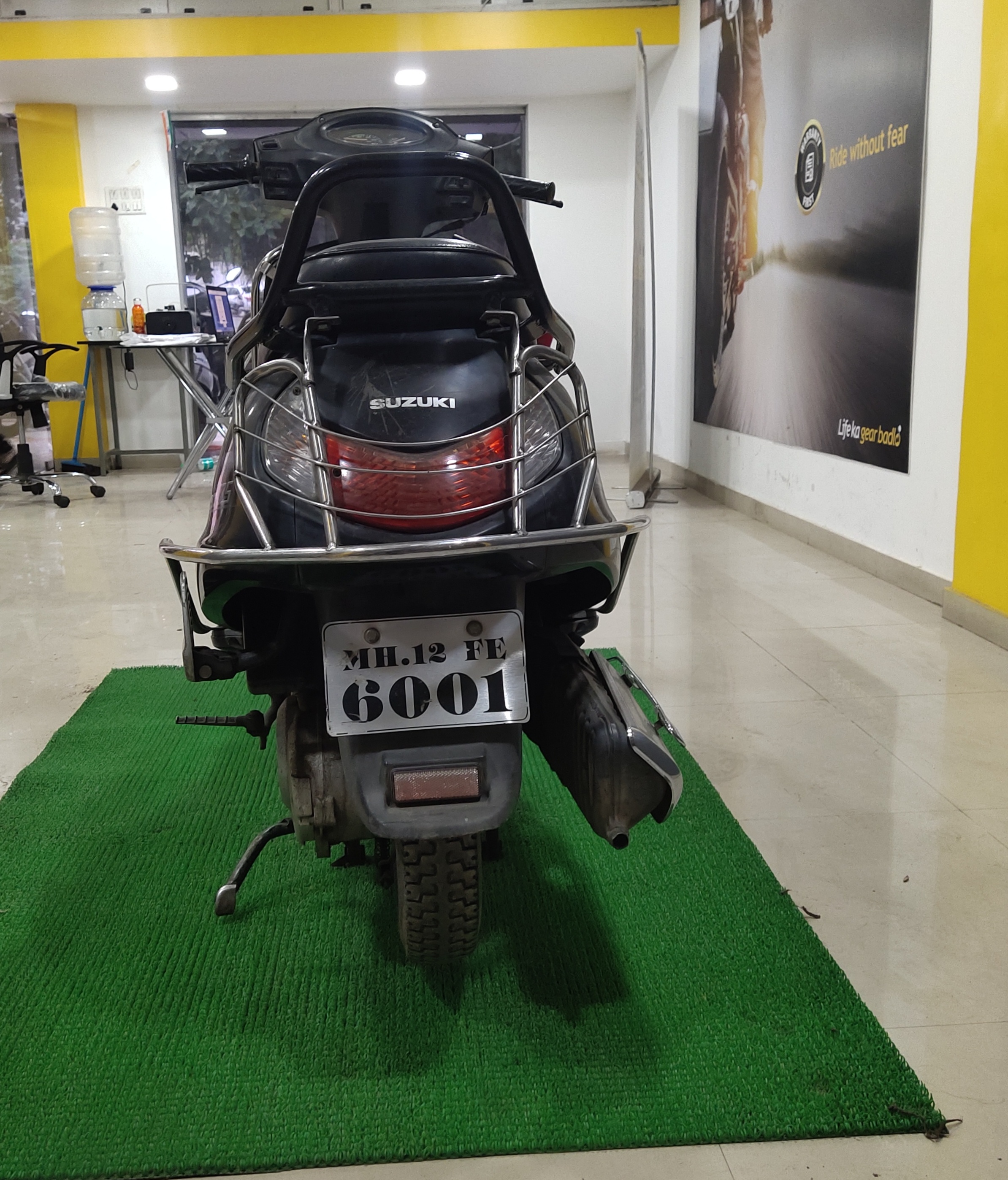 2008 Used Suzuki Access 125 DRUM