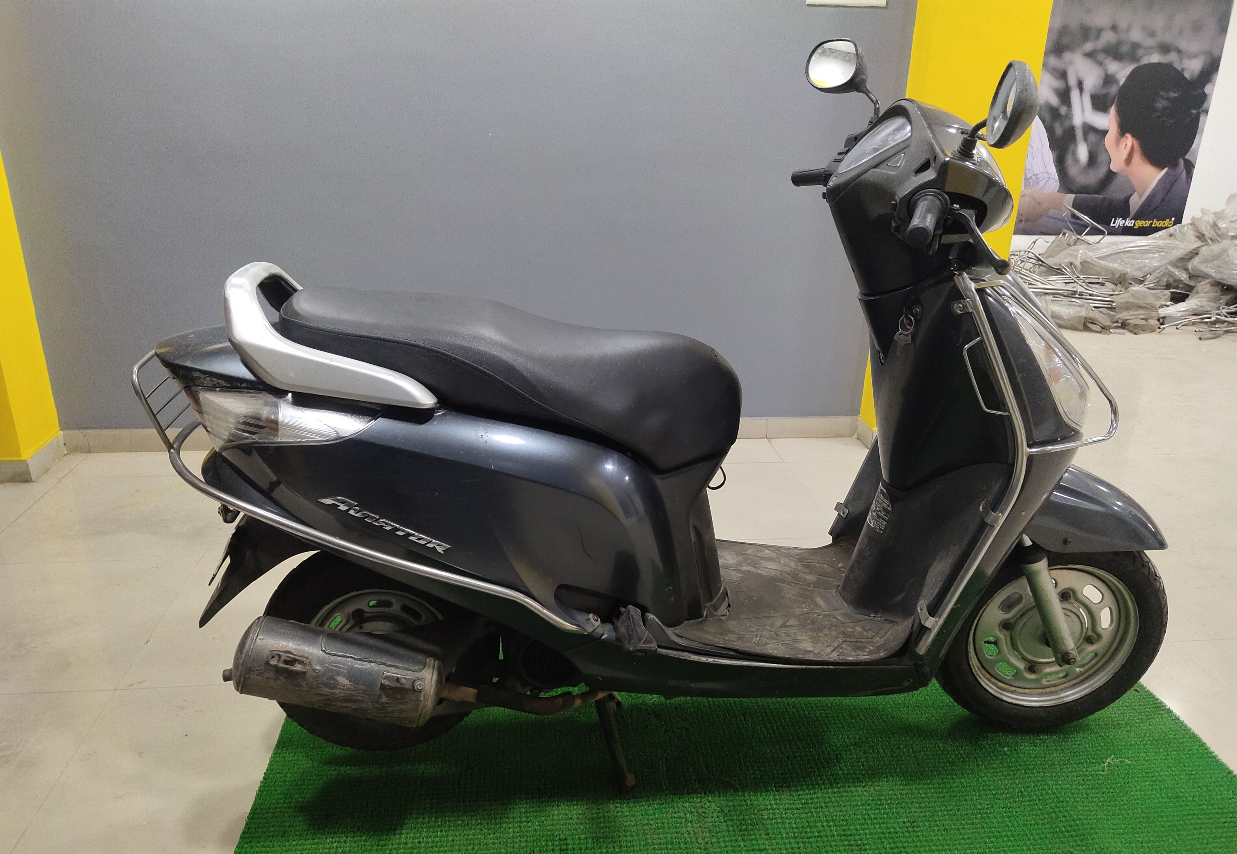 2011 Used Honda Aviator(2009-2015) DRUM (BS IV)