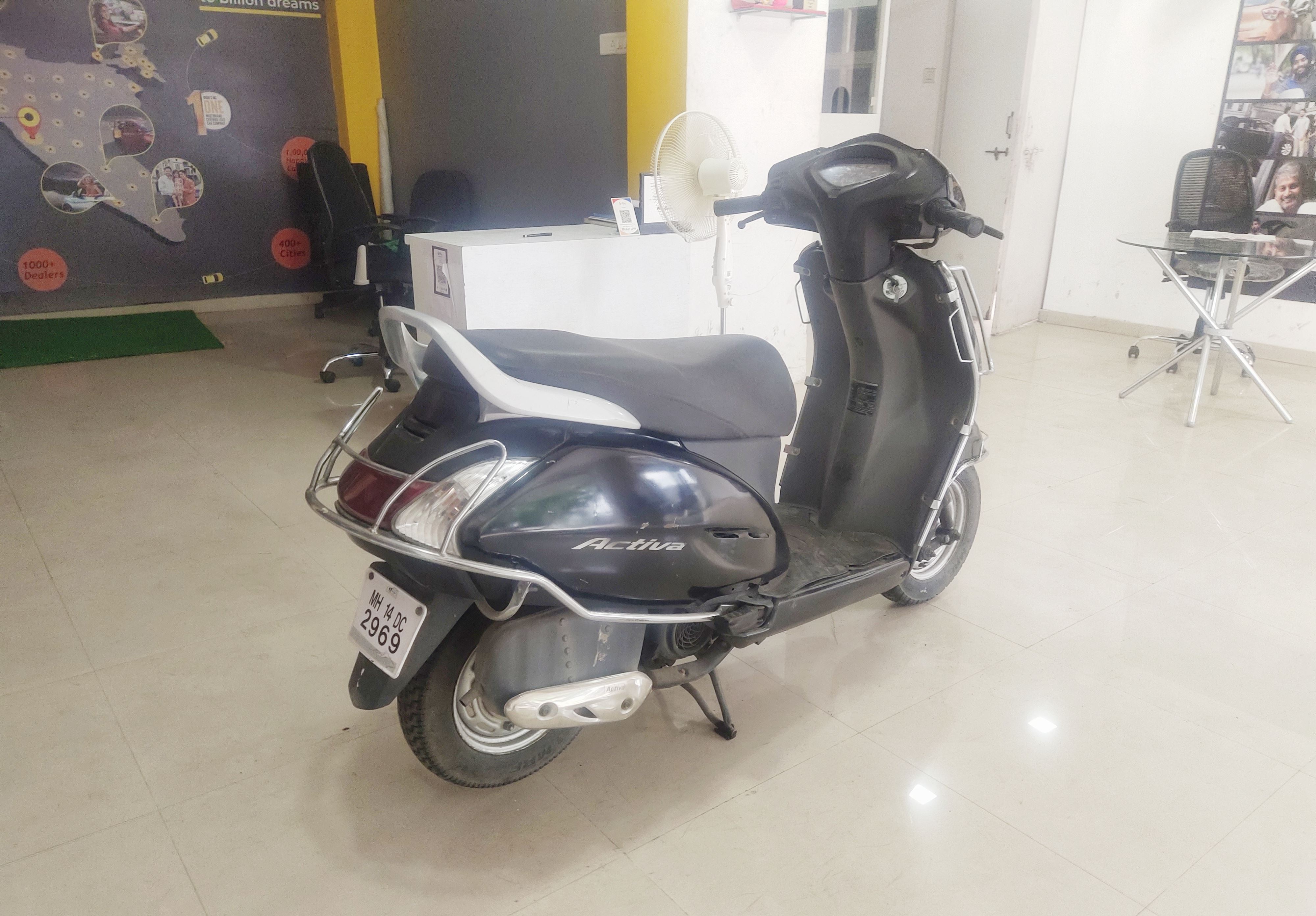 2011 Used Honda Activa(2000-2015) STANDARD