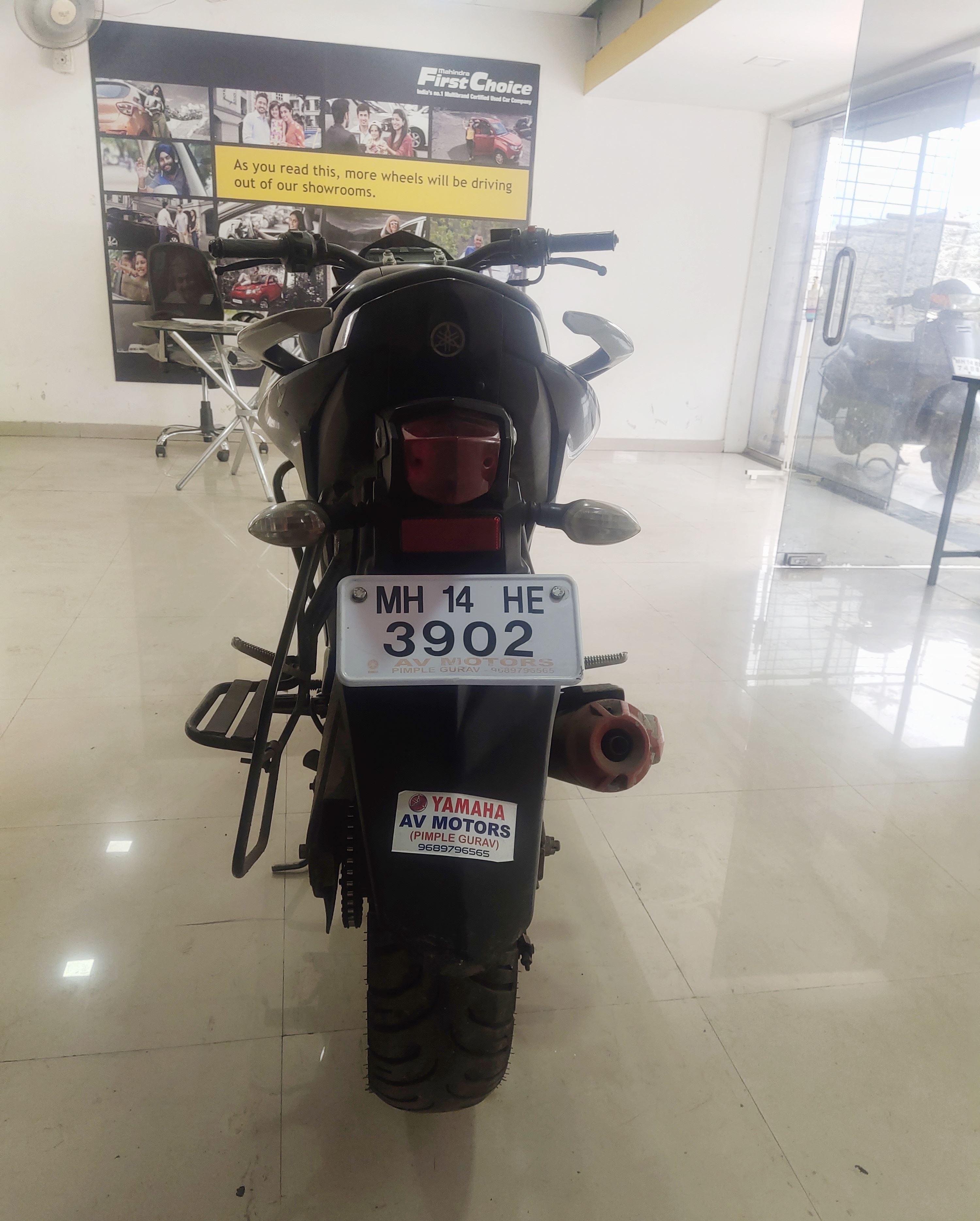 2017 Used Yamaha Fz S V 2.0 STANDARD