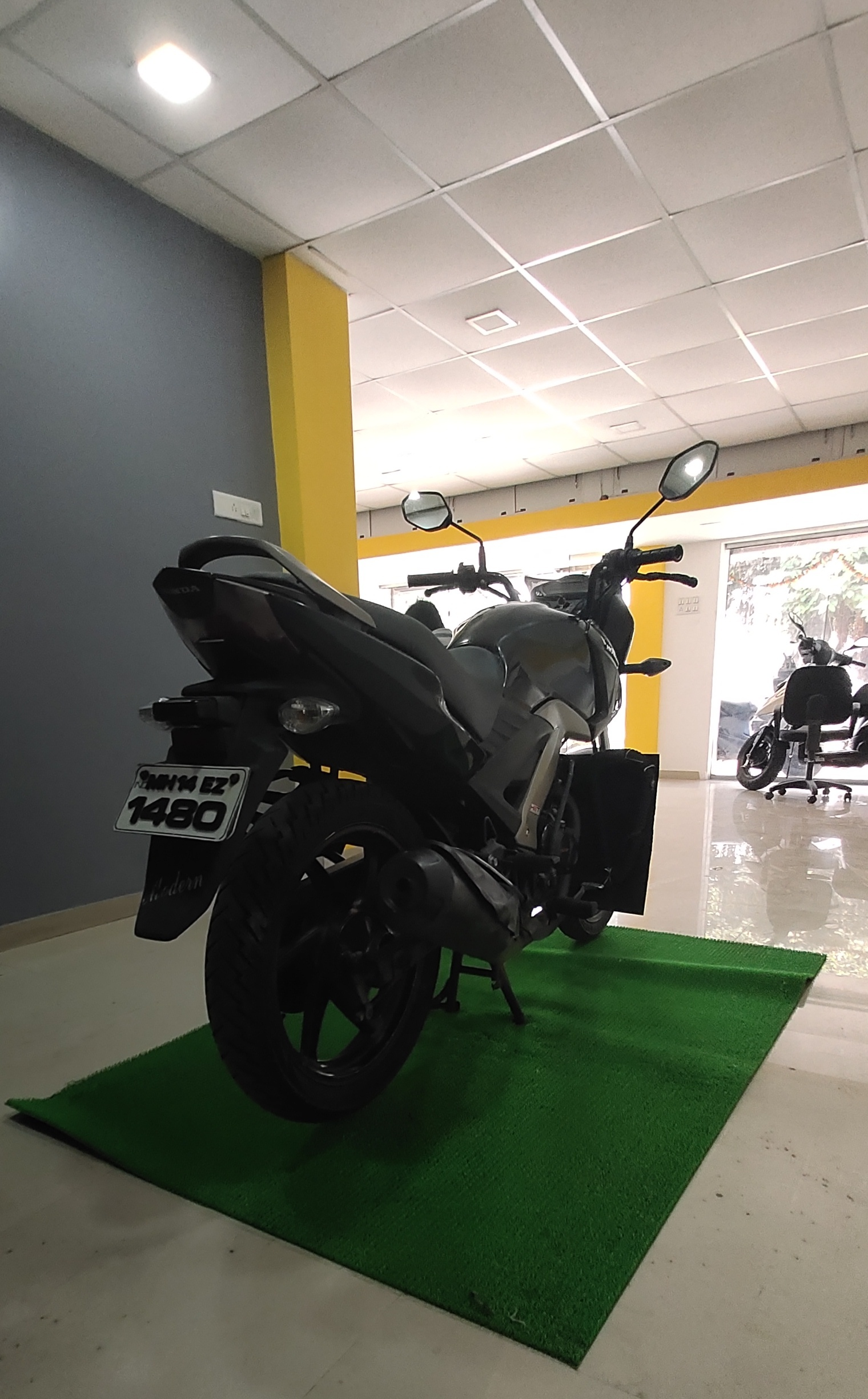 2014 Used Honda Cb Unicorn 160 DISC (BS IV)