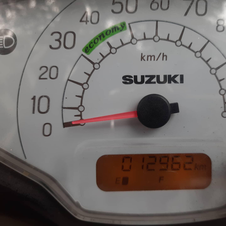 2018 Used Suzuki Access 125 DRUM