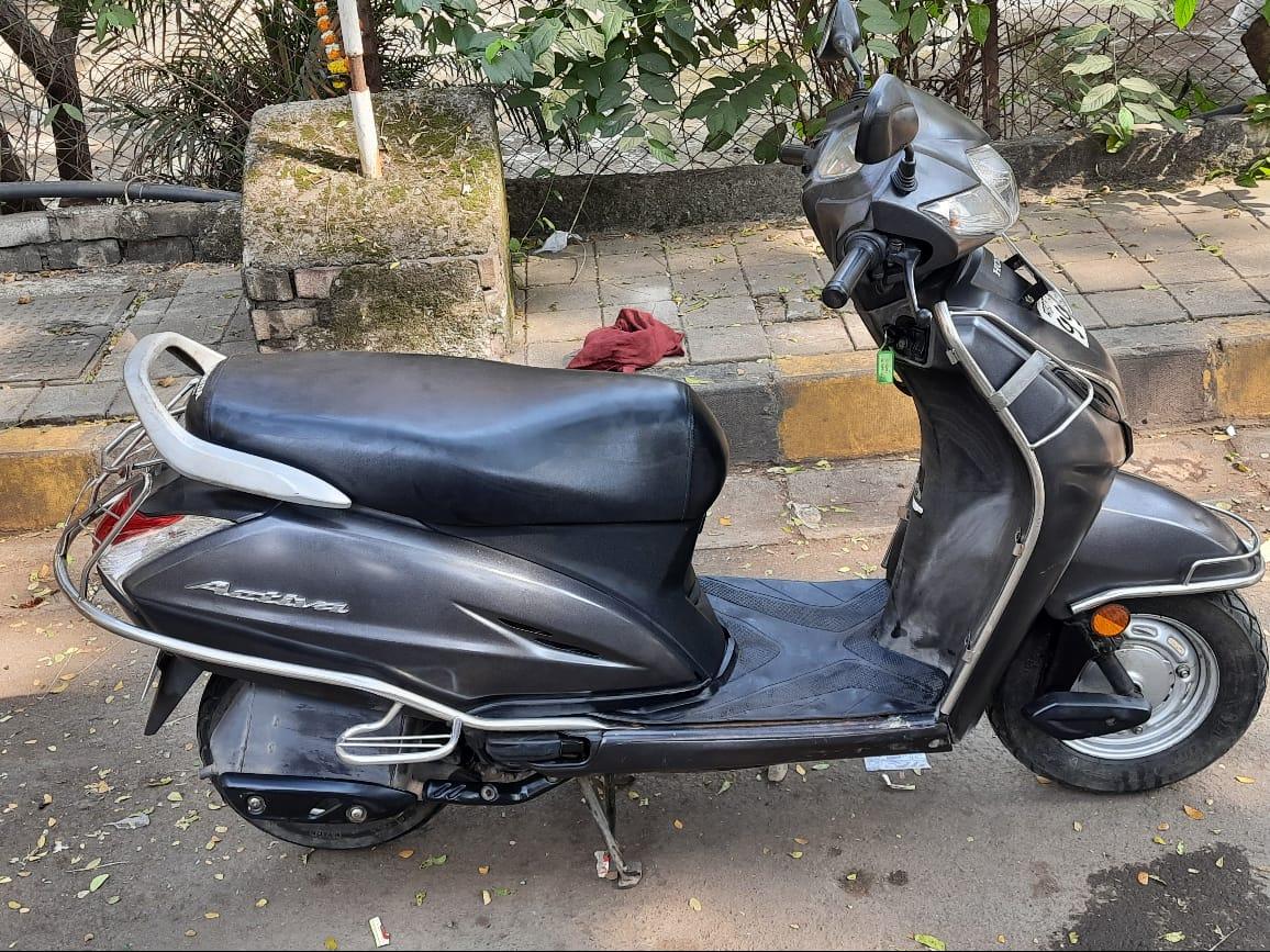2018 Used Honda Activa 4G STANDARD (BS IV)