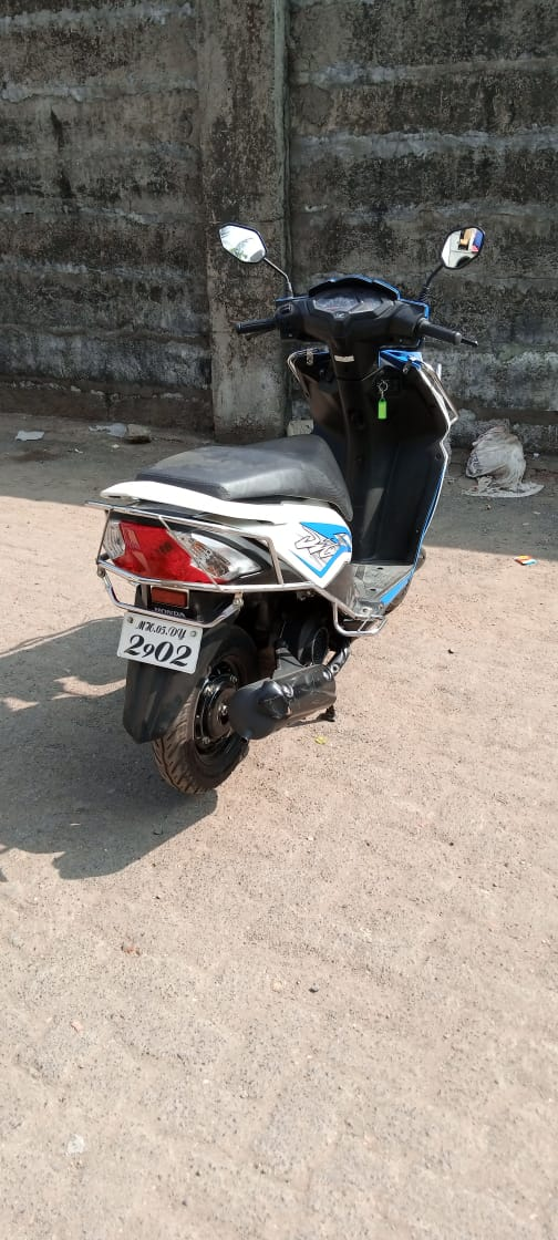 2019 Used Honda Dio BS IV