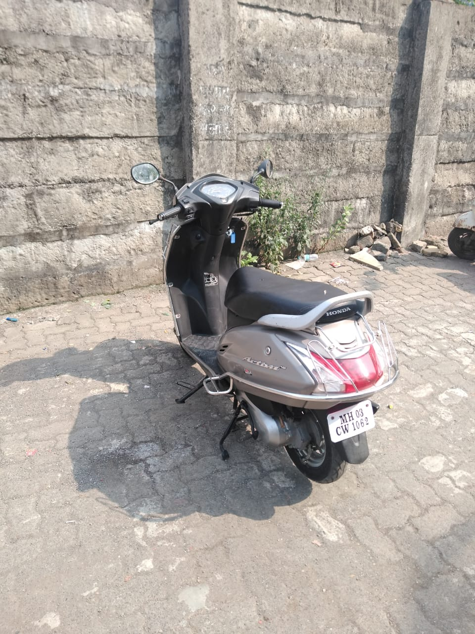 2017 Used Honda Activa 4G STANDARD (BS IV)