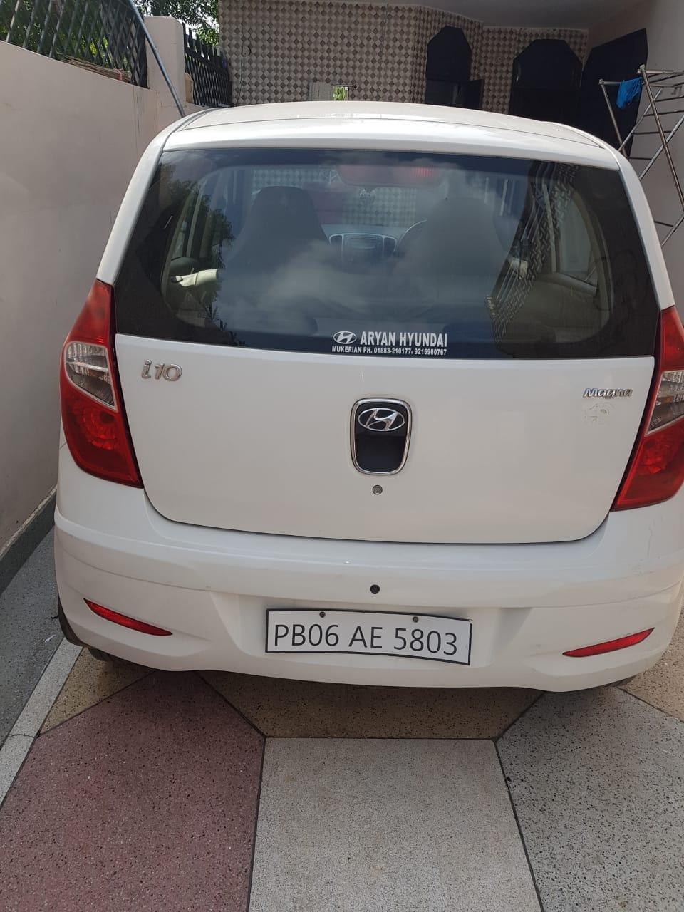 2015 Used Hyundai I10 MAGNA 1.1 IRDE2