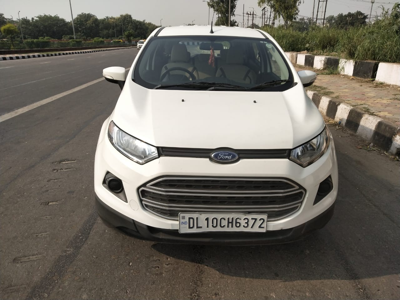 2017 Used Ford Ecosport TREND 1.5 TDCI