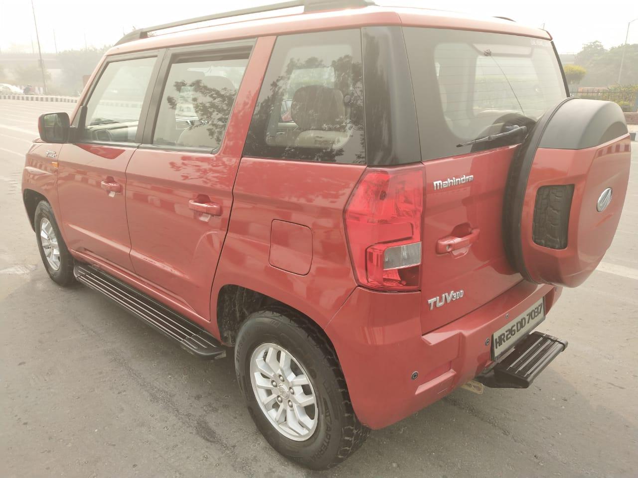 2017 Used Mahindra Tuv 300 T8 AMT