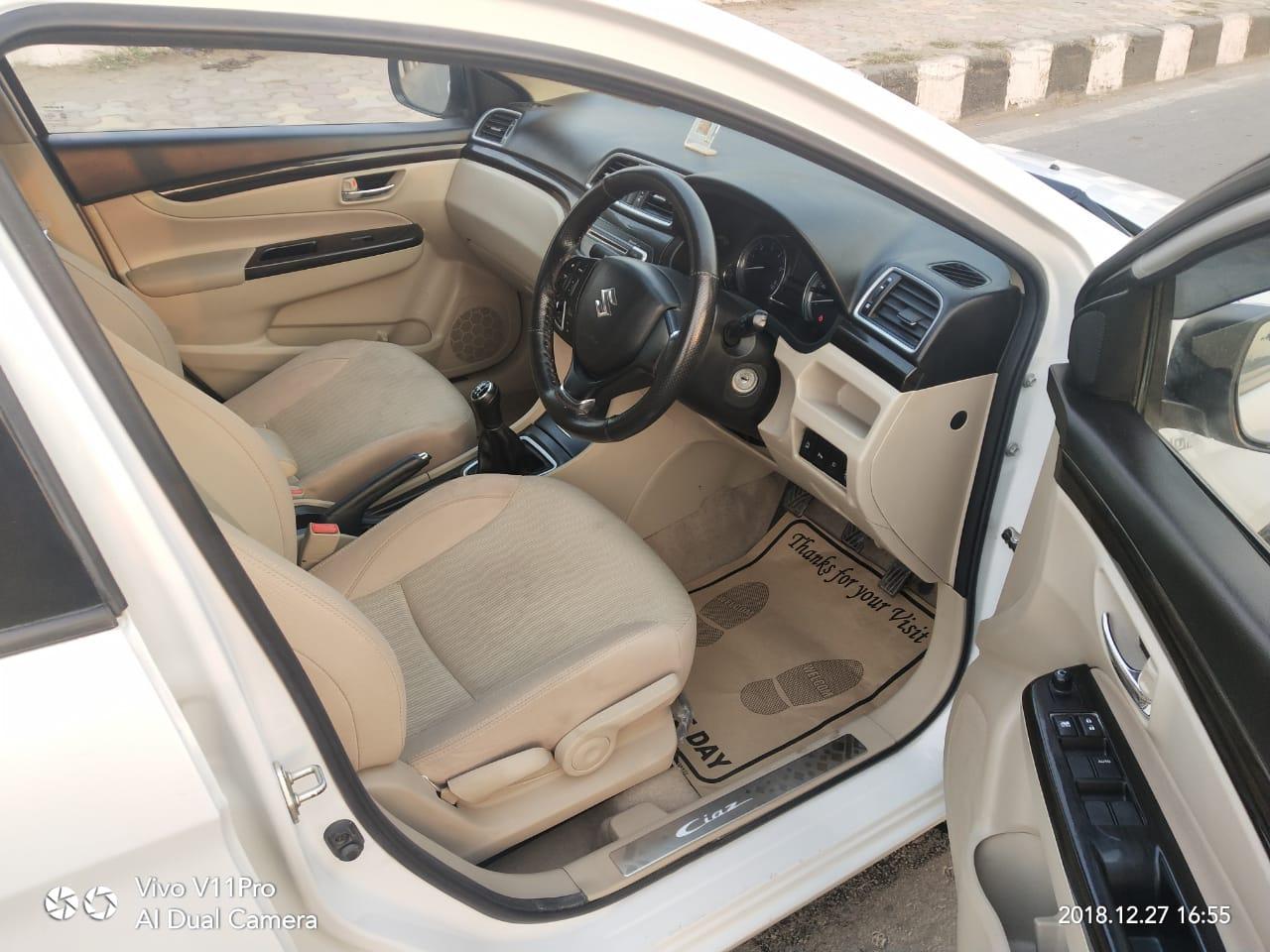 2017 Used Maruti Suzuki Ciaz VDI PLUS MT SHVS