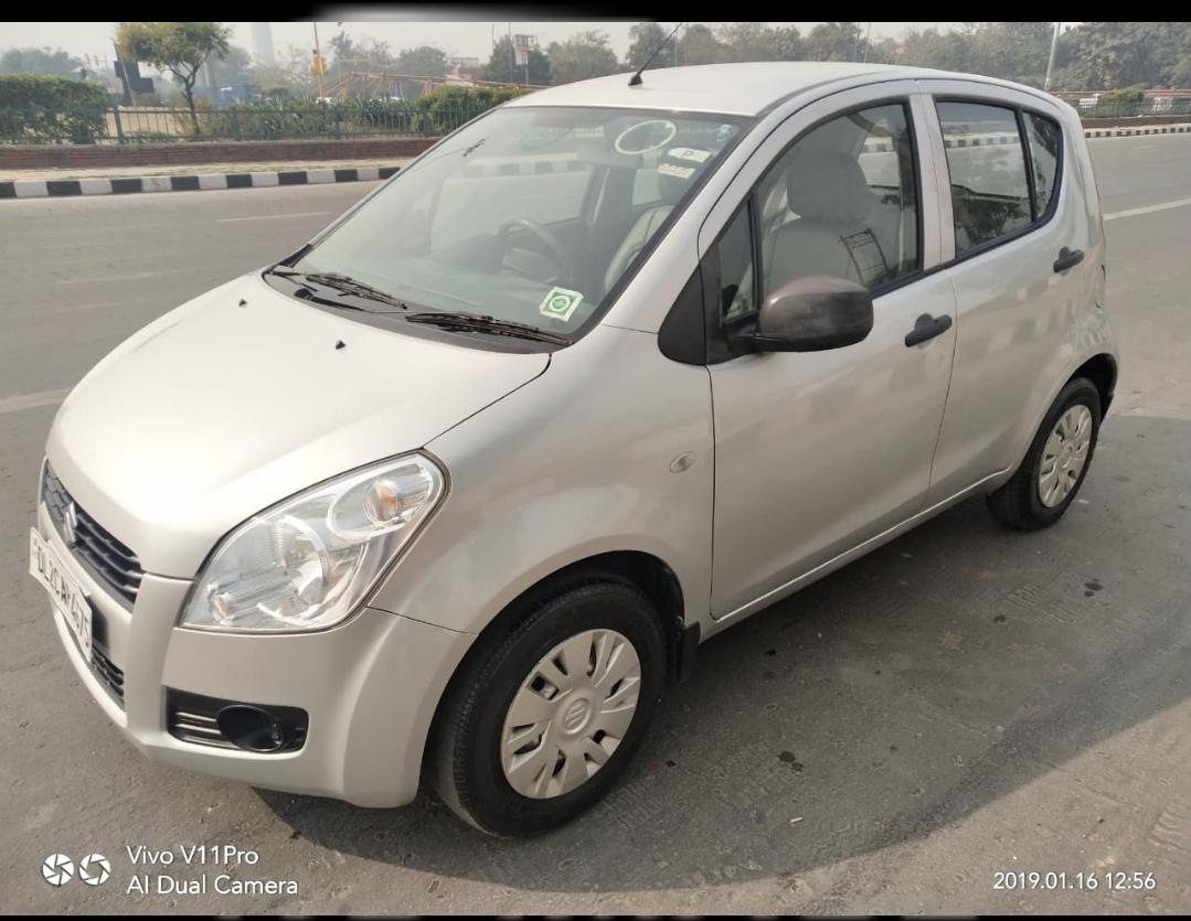 2012 Used Maruti Suzuki Ritz LXI BS IV