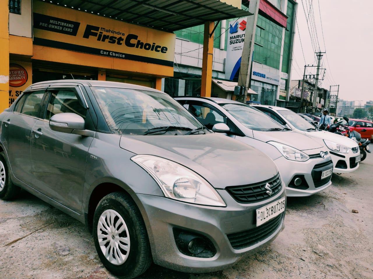 Maruti Suzuki Swift Dzire Vdi Bs Iv - Mahindra First Choice