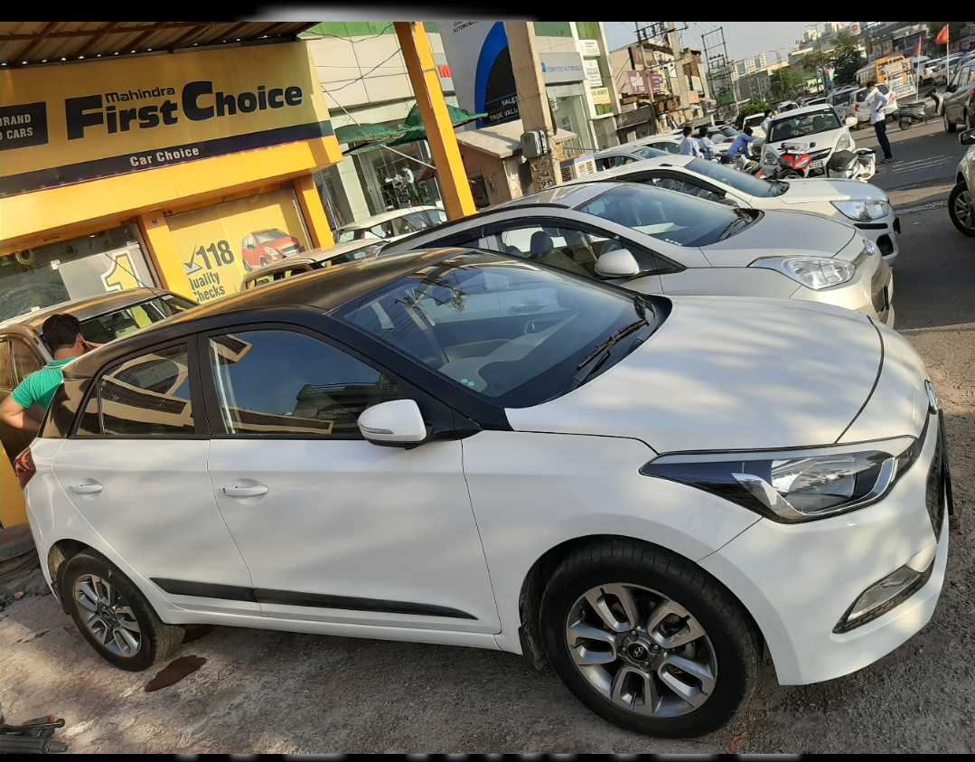 2015 Used Hyundai I20 SPORTZ 1.4 CRDI 6 SPEED BS IV