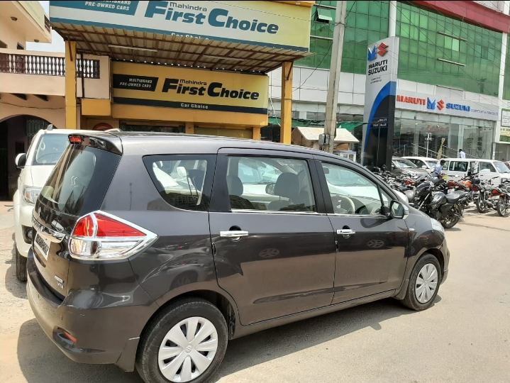2017 Used Maruti Suzuki Ertiga VDI