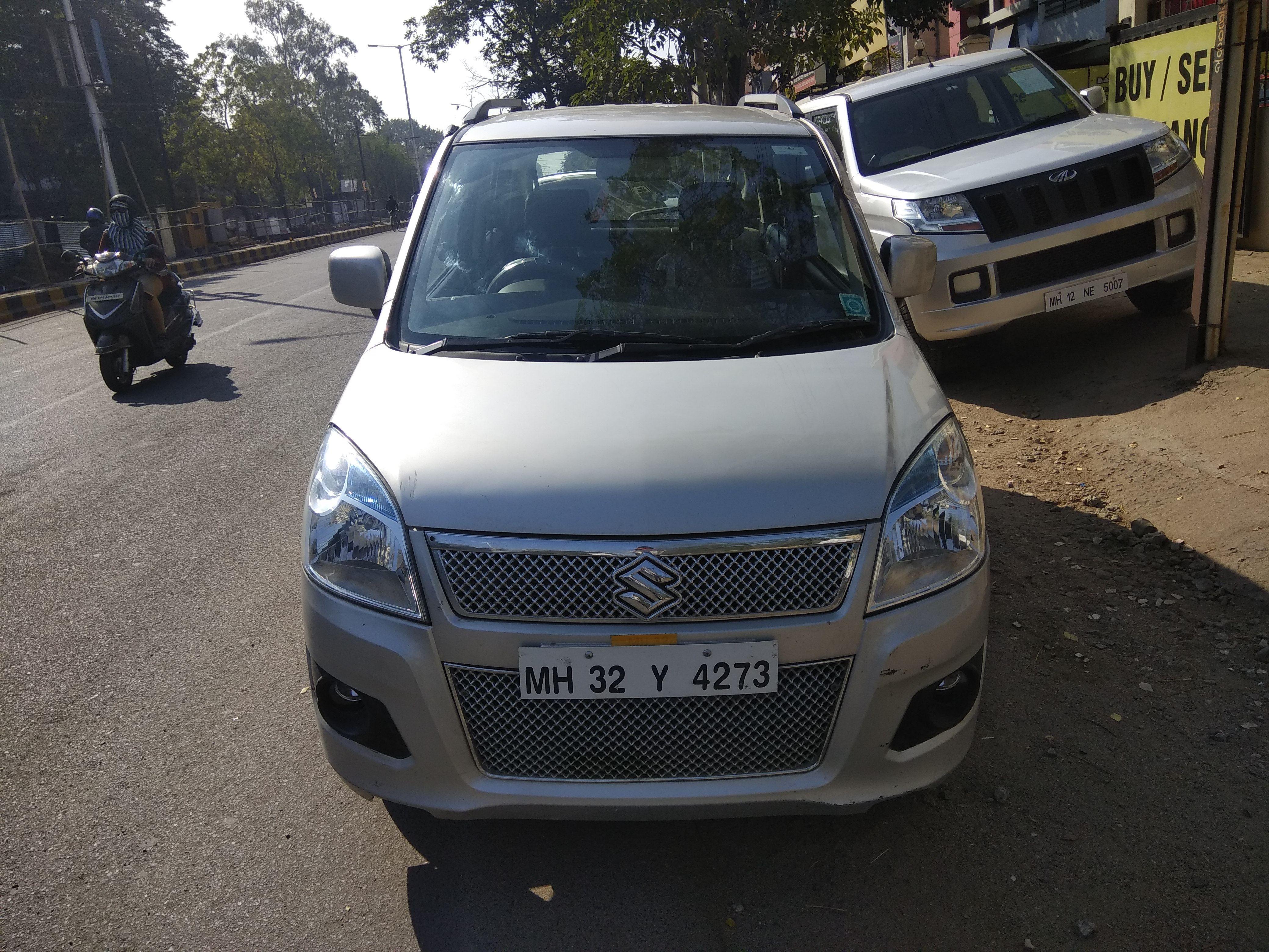 2016 Used Maruti Suzuki Wagon R 1.0 VXI