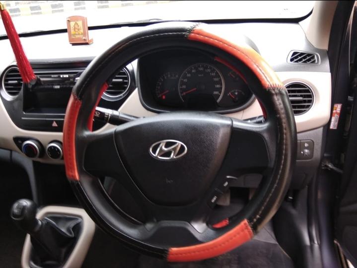 2015 Used Hyundai Grand I10 1.2 KAPPA MAGNA