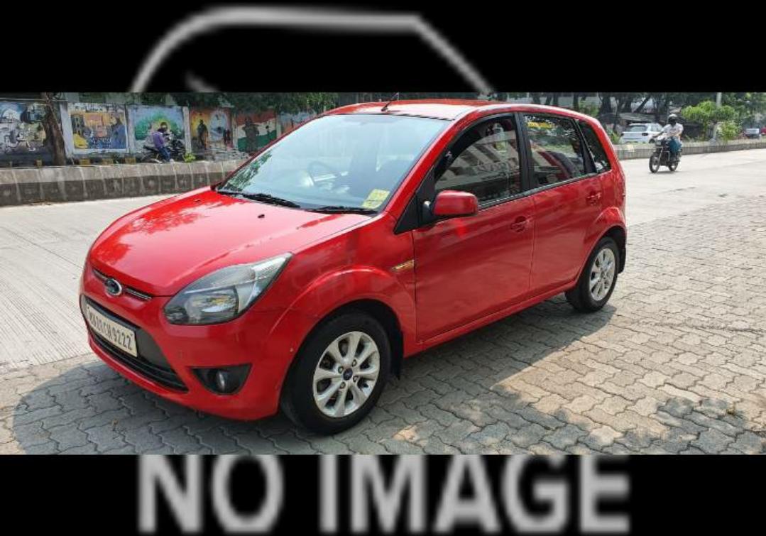 2012 Used Ford Figo DURATORQ TITANIUM 1.4
