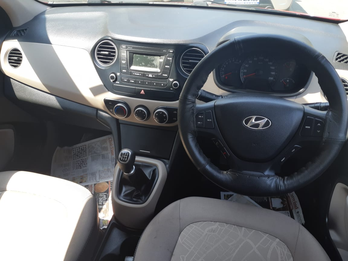 2014 Used Hyundai Xcent S 1.2 OPT