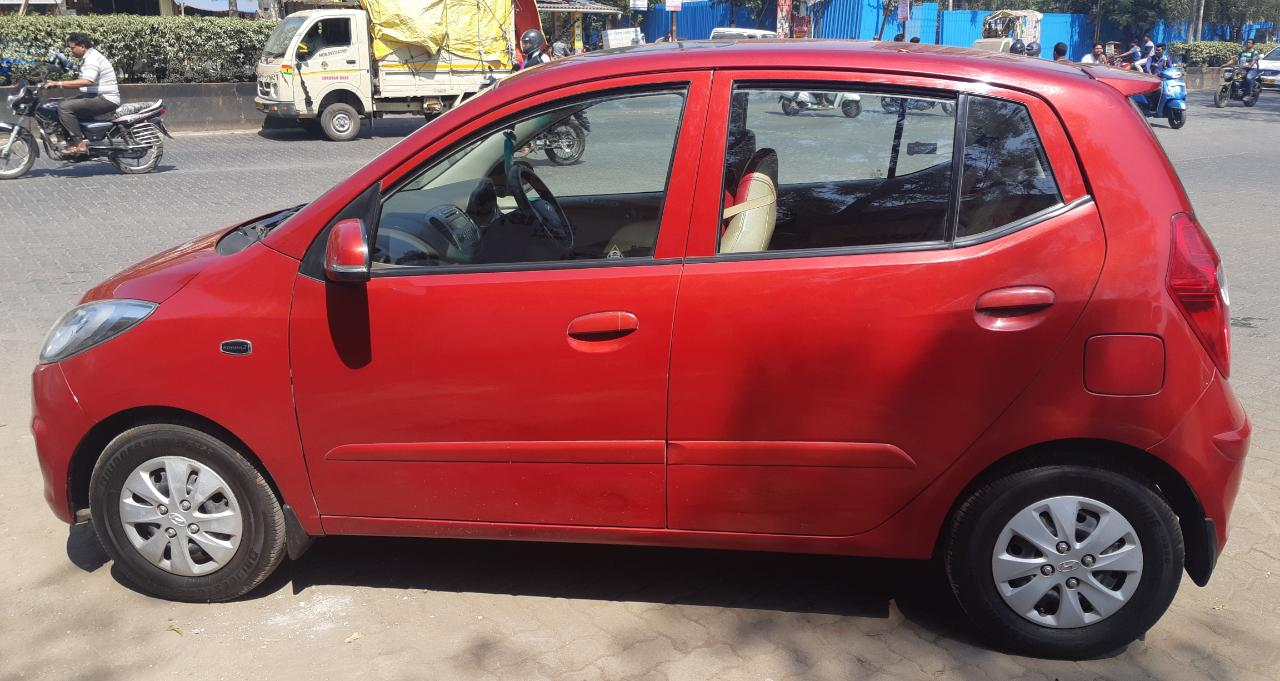 2012 Used Hyundai I10 ASTA 1.2 AT KAPPA2 WITH SUNROOF