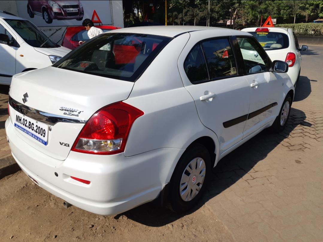 2008 Used Maruti Suzuki Swift Dzire VXI