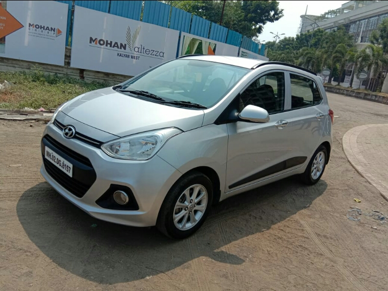 2014 Used Hyundai Grand I10 1.2 KAPPA ASTA AT