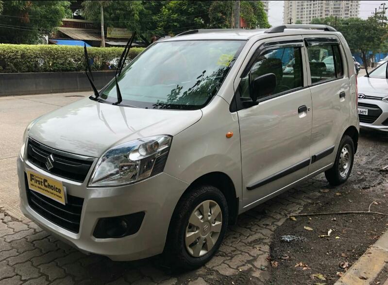 2015 Used Maruti Suzuki Wagon R 1.0 LXI CNG