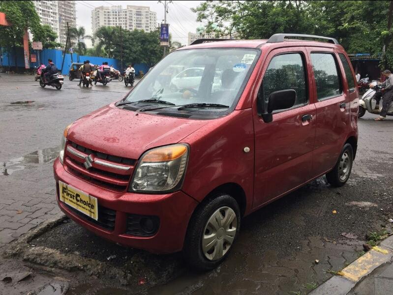 2008 Used Maruti Suzuki Wagon R VXI