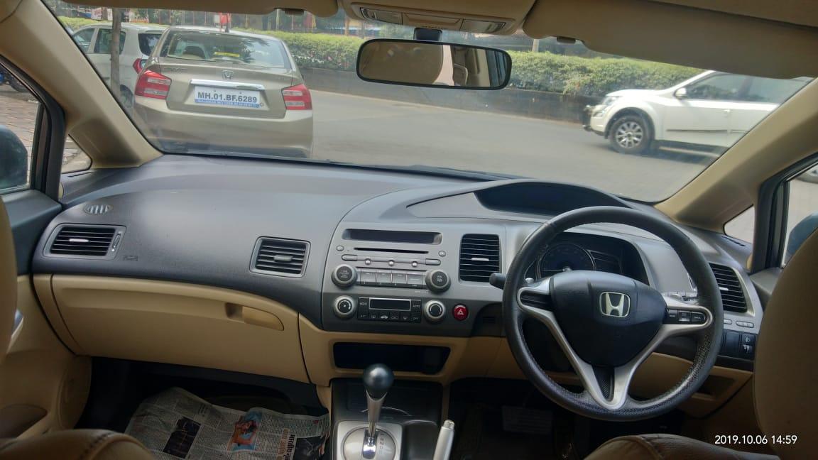 2009 Used HONDA CIVIC 1.8V AT