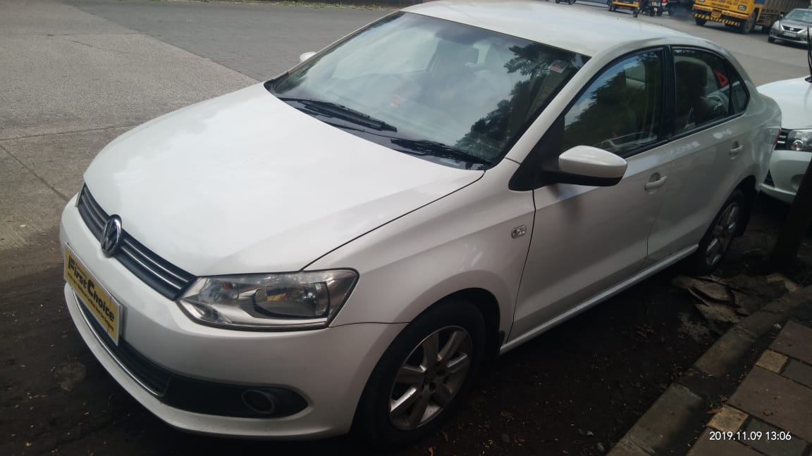 2011 Used VOLKSWAGEN VENTO HIGHLINE PETROL AT