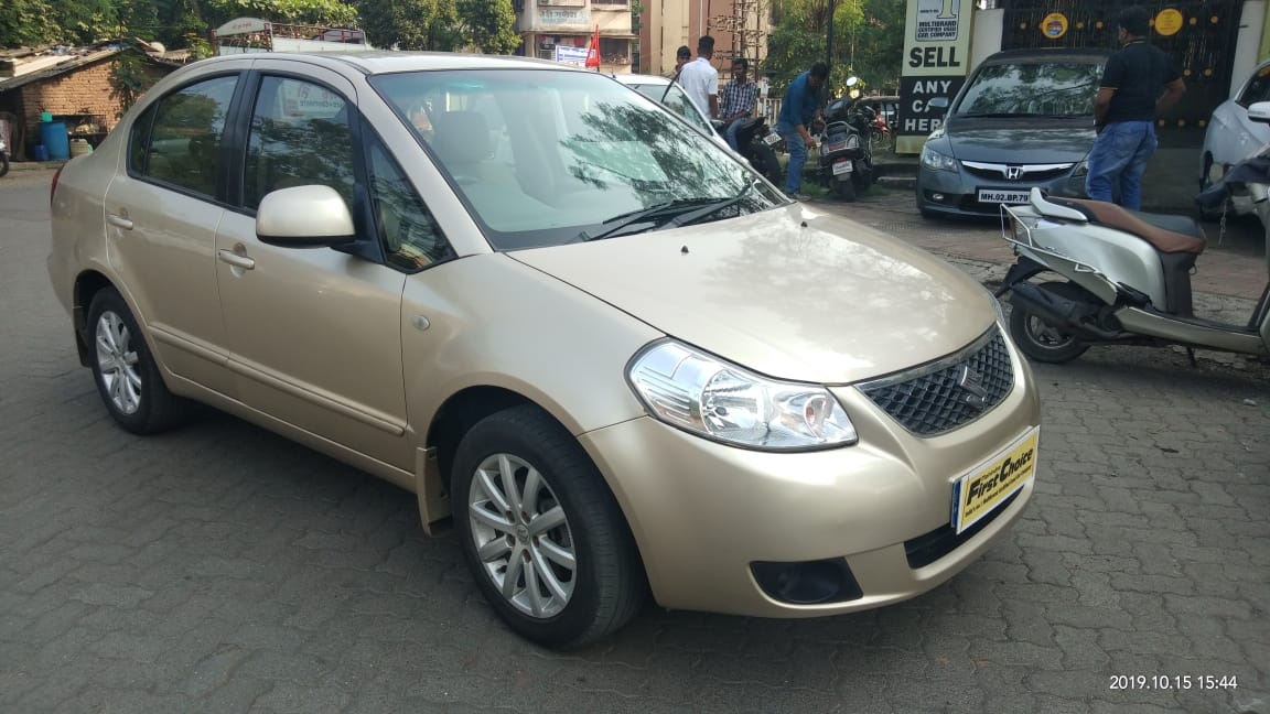 2011 Used Maruti Suzuki Sx4 ZDI BS IV