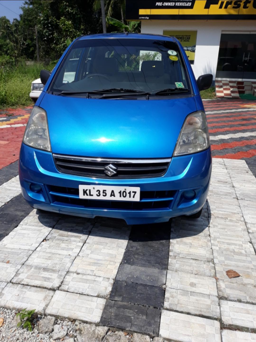 2008 Used Maruti Suzuki Zen Estilo LXI