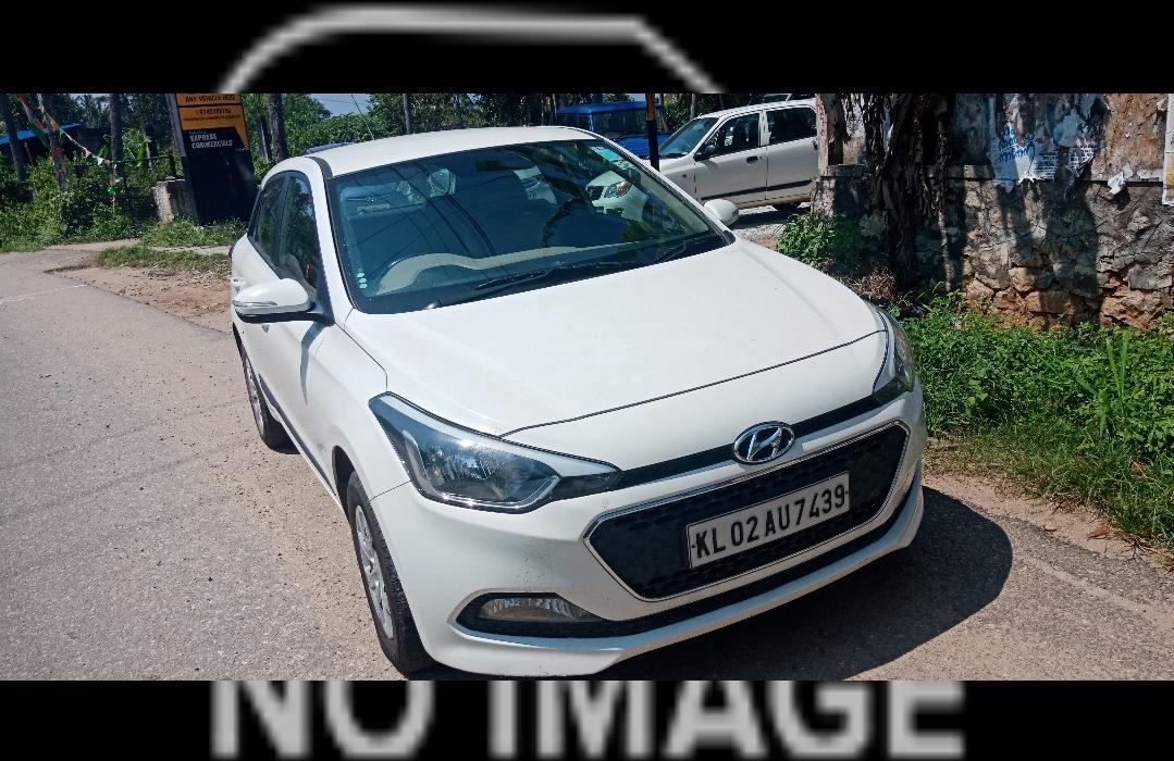 2015 Used Hyundai Elite I20 SPORTZ 1.4