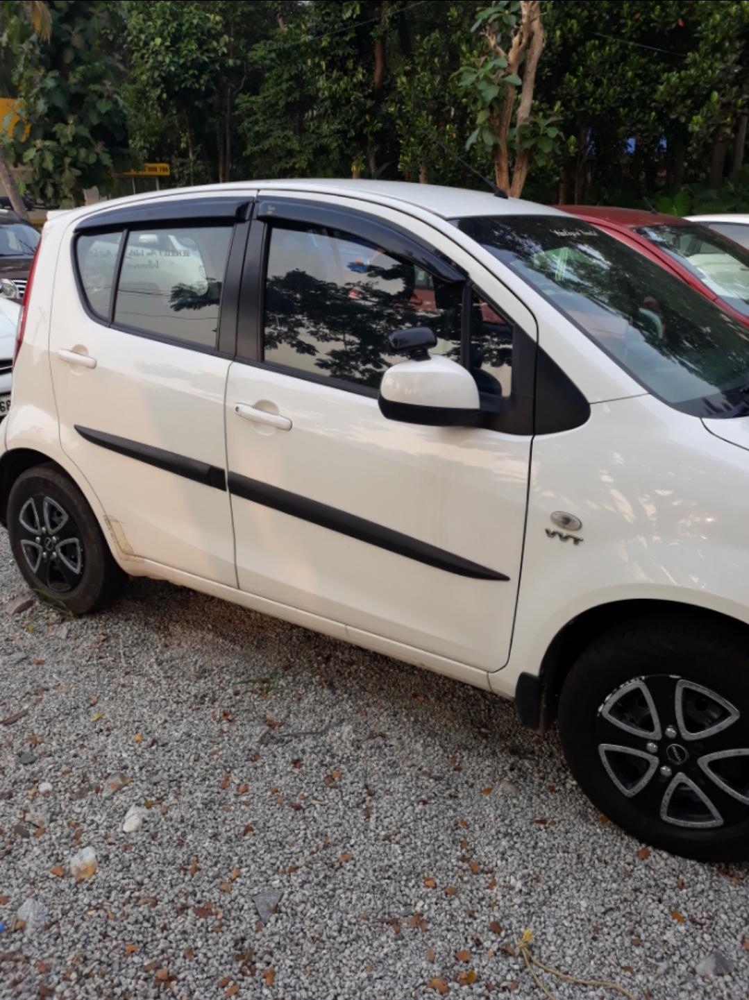 2013 Used Maruti Suzuki Ritz VXI BS IV