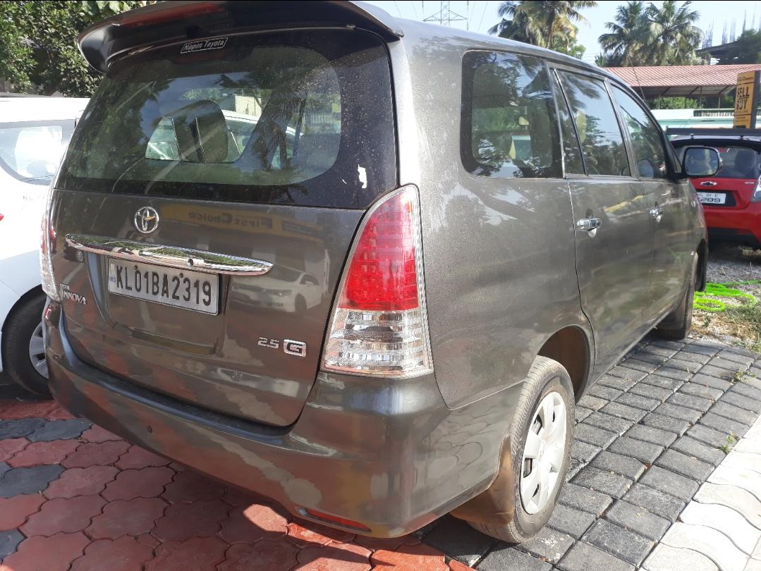2010 Used Toyota Innova 2.5 G1