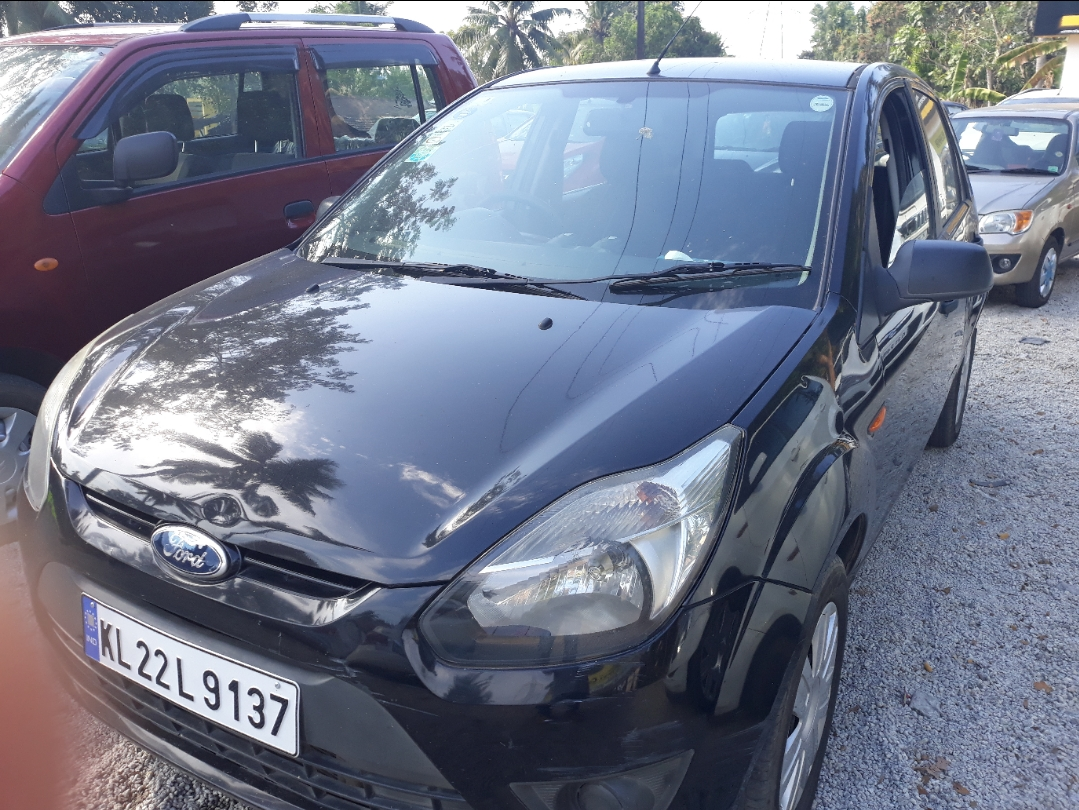 2010 Used Ford Figo EXI DURATEC 1.2