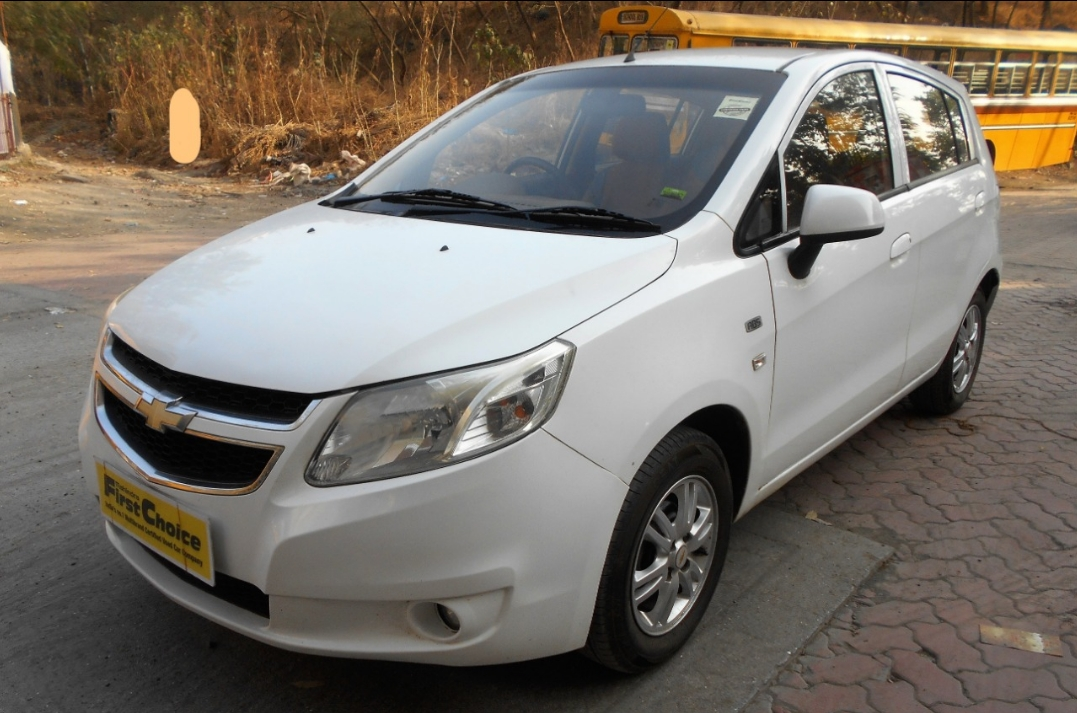 2013 Used CHEVROLET SAIL UVA 1.3 LT ABS