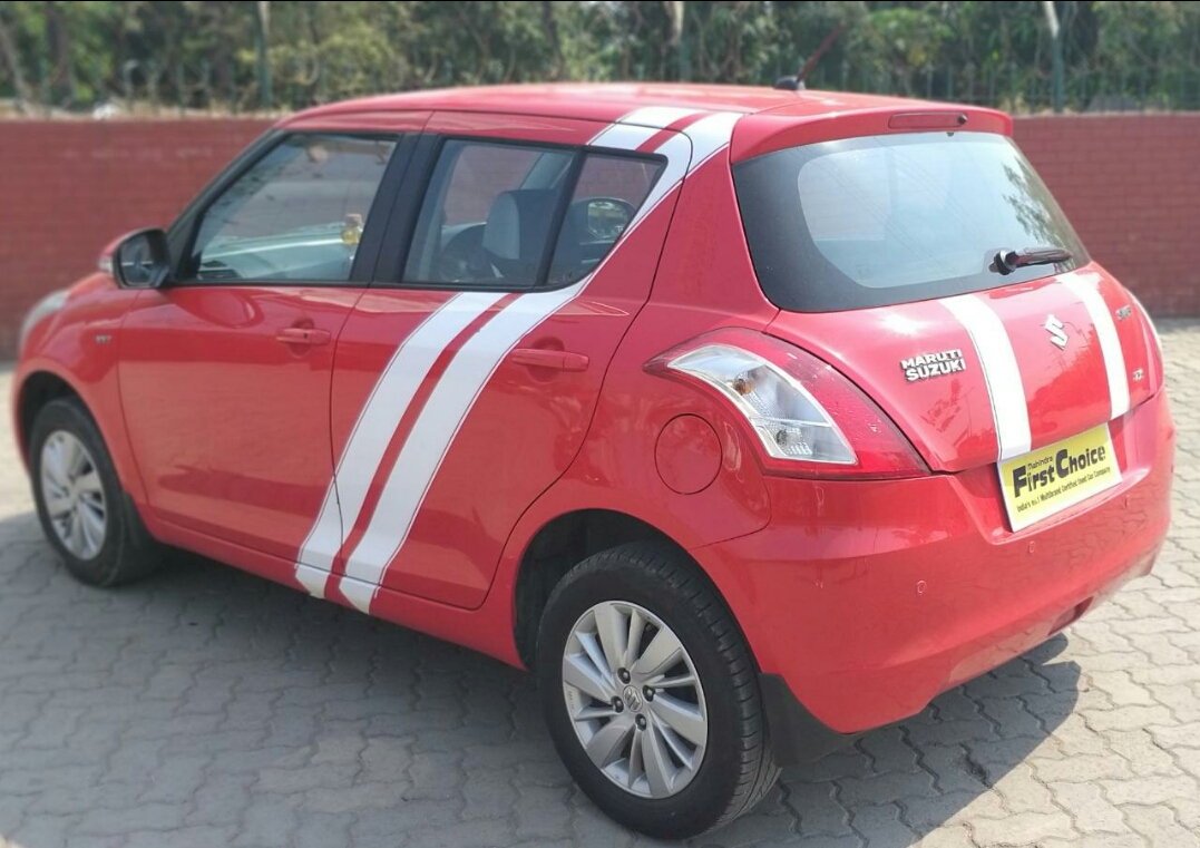2016 Used Maruti Suzuki Swift ZXI