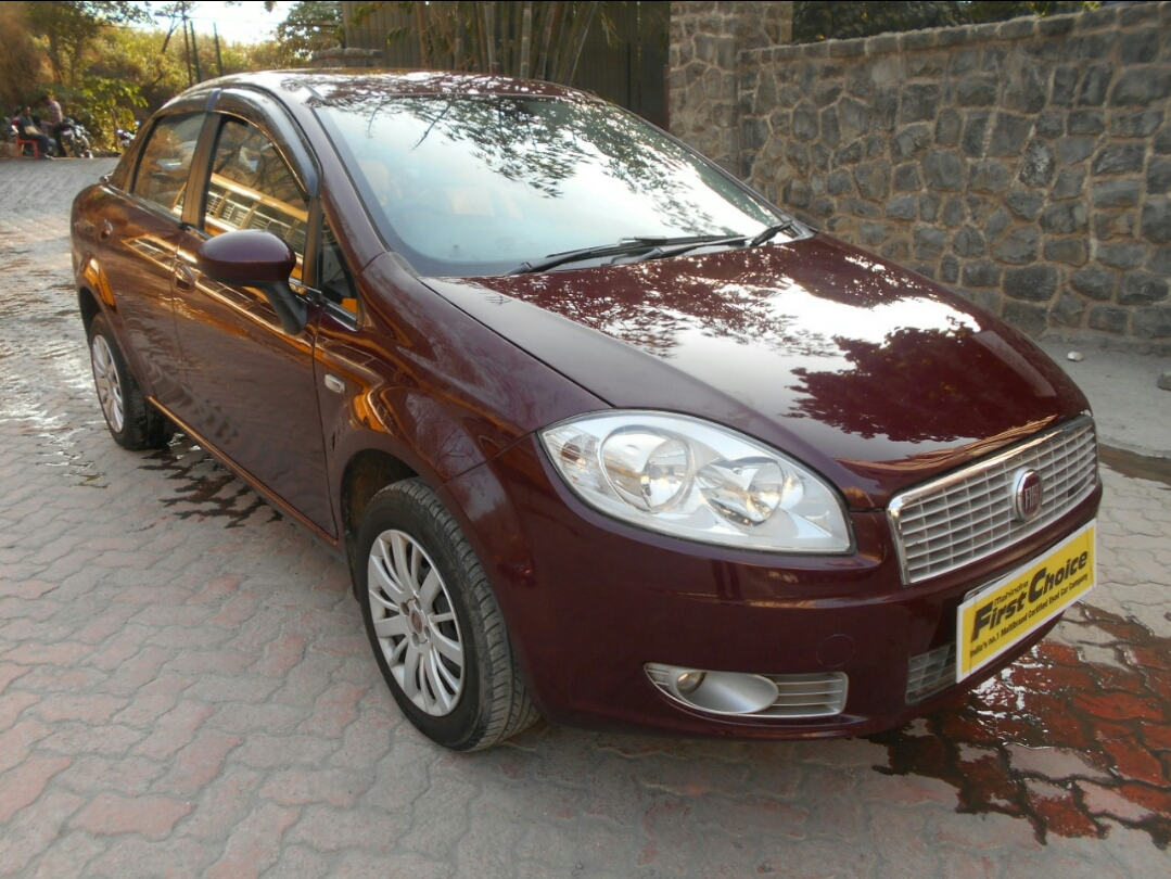 2013 Used FIAT LINEA ACTIVE T JET