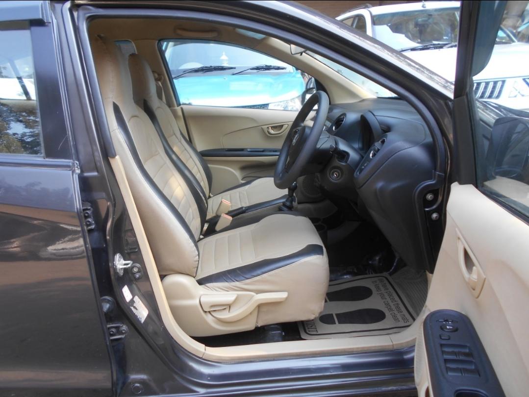 2015 Used Honda Amaze 1.5 SMT I DTEC