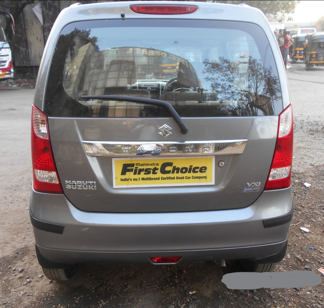 Maruti Suzuki Wagon R Vxi Amt Mahindra First Choice