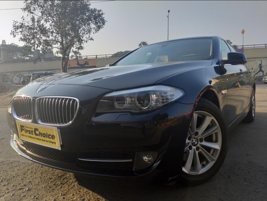 2013 Used BMW 5 SERIES 520 D 2.0