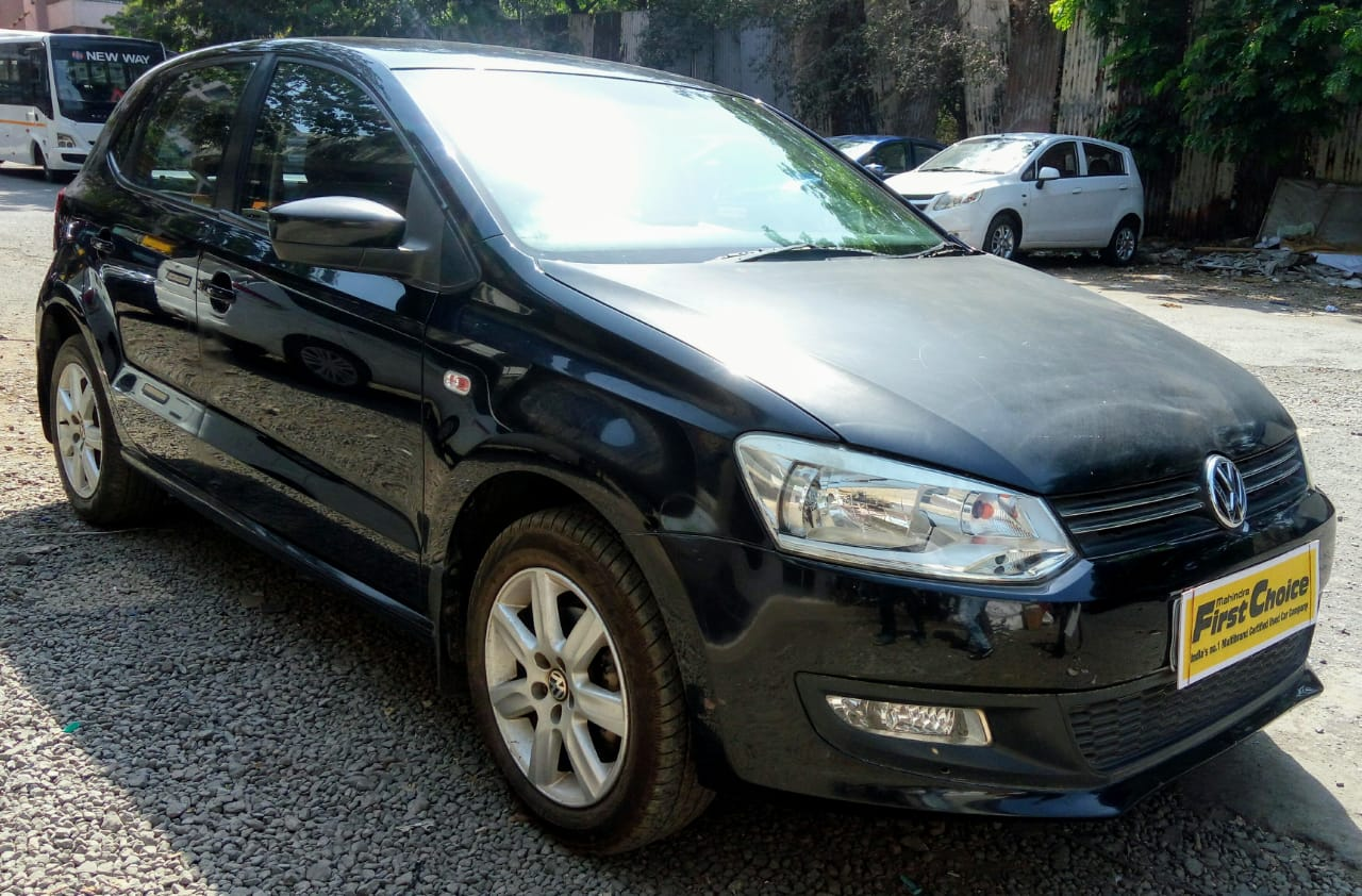 2012 Used VOLKSWAGEN POLO HIGHLINE1.2L PETROL