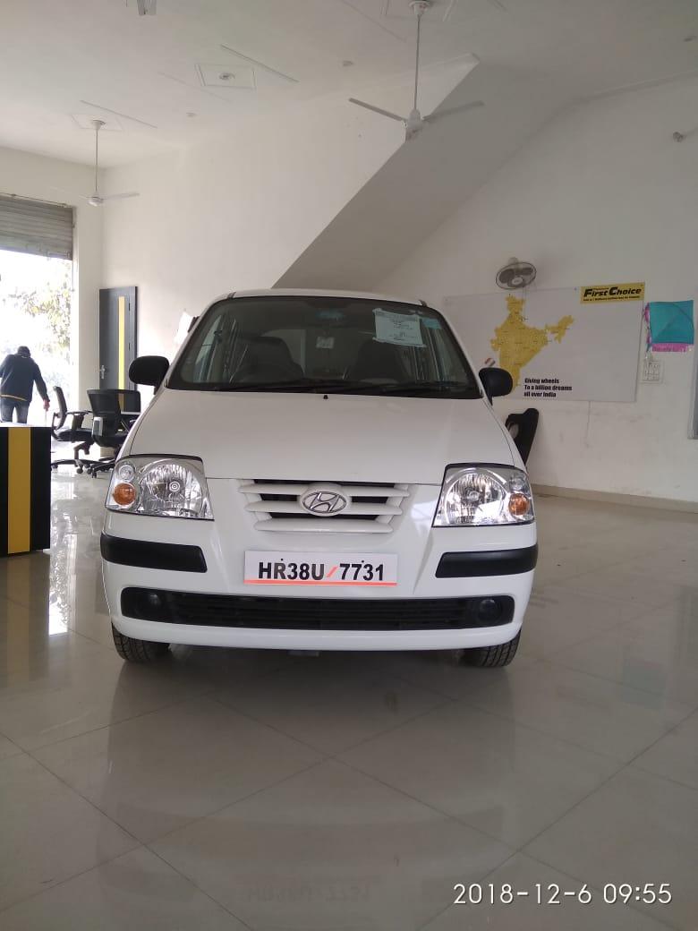 2013 Used Hyundai Santro Xing GLS